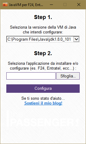 Configura Entratel Desktop Telematico Agenzia delle Entrate