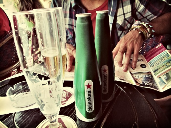 Heineken lomo
