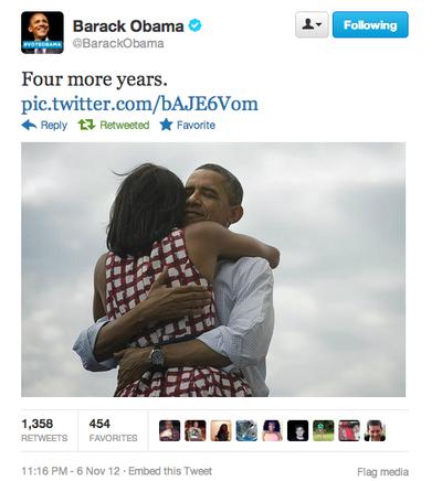 Altri quatro anni con Barack Obama
