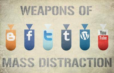 armi di distrazione di massa