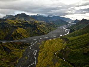 Eyjafjallajokull Islanda