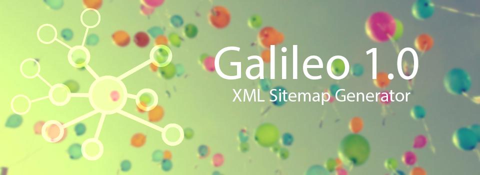 Galileo XML Sitemap Generator